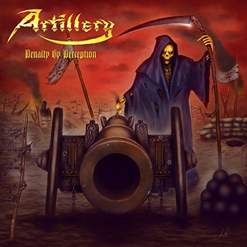 Artillery Penality By Perception
