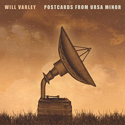 Will Varley Postcards From Ursa Minor