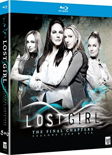 Lost Girl Seasons 5 6 Blu Ray