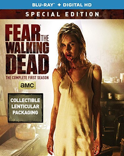 Fear The Walking Dead Season 1 Blu Ray Special Edition