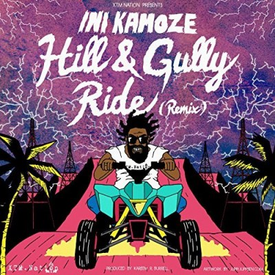 Ini Kamoze Hill & Gully Ride Remix