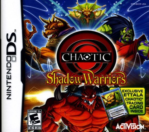 Ninds Chaotic Shadow Warriors