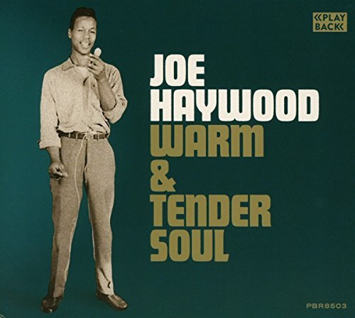 Joe Haywood Warm & Tender Soul