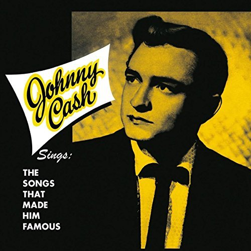 Johnny Cash Sings The Songs That Made Him Famous Lp