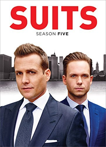 Suits Season 5 DVD