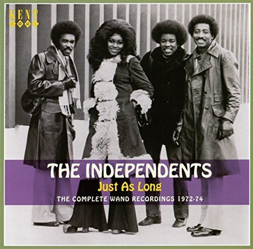 Independents Just As Long Complete Wand Recordings 1972 74 Import Gbr