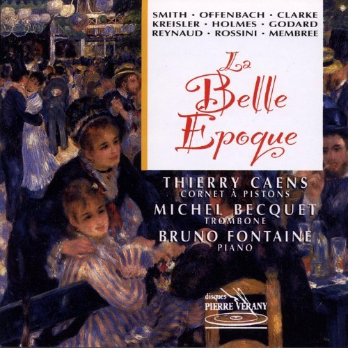 Thierry Caens La Belle Epoque Import Eu