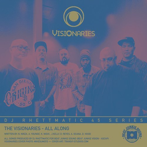 Visionaries All Along Crown Royale Str