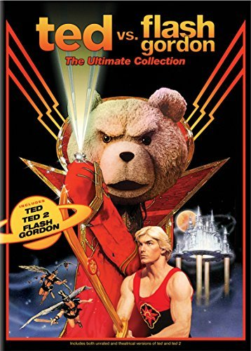 Ted Vs Flash Gordon Ultimate Collection DVD
