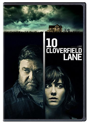 10 Cloverfield Lane Winstead Goodman Gallagher DVD Pg13