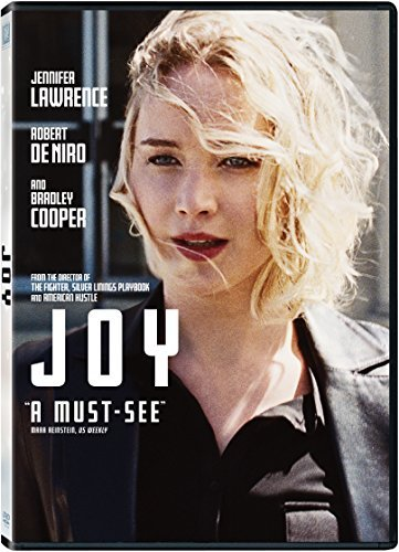 Joy Lawrence De Niro Cooper DVD Pg13