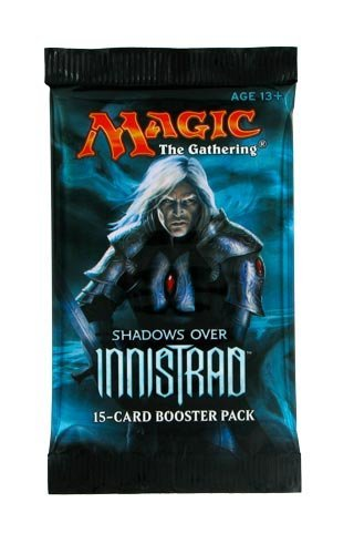 Magic The Gathering Cards Shadows Over Innistrad Booster Pack