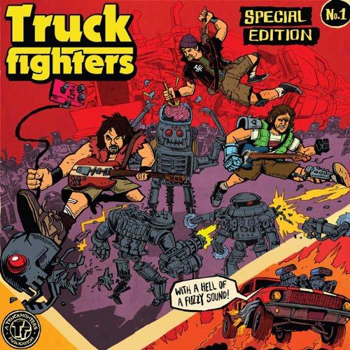 Truckfighters Gravity X Phi 3 Lp