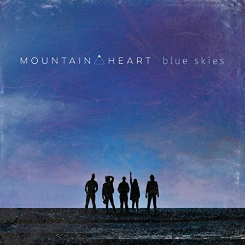 Mountain Heart Blue Skies