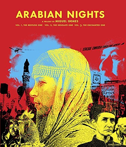 Arabian Nights Arabian Nights Blu Ray Nr