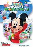 Mickey Mouse Clubhouse Mickey's Sport Y Thon DVD