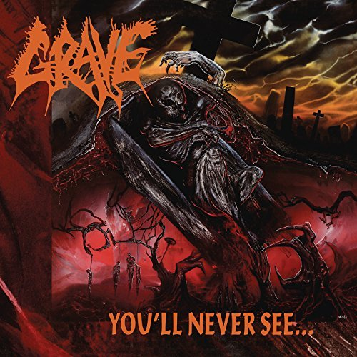 Grave You'll Never See (green Vinyl)