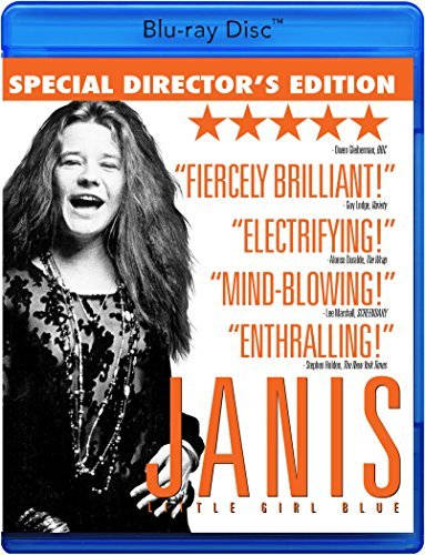 Janis Little Girl Blue Janis Joplin Blu Ray Mod This Item Is Made On Demand Could Take 2 3 Weeks For Delivery