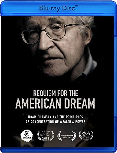 Requiem For The American Dream Noam Chomsky Blu Ray Mod This Item Is Made On Demand Could Take 2 3 Weeks For Delivery