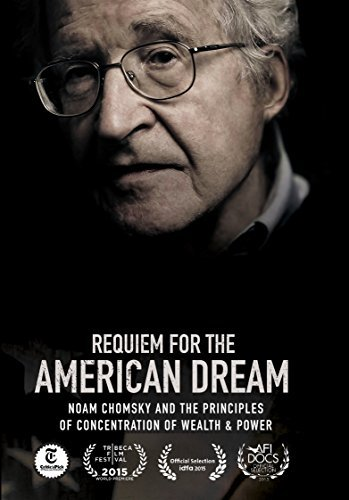 Requiem For The American Dream Noam Chomsky Made On Demand Nr
