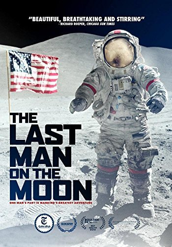 Last Man On The Moon Gene Cernan DVD Mod This Item Is Made On Demand Could Take 2 3 Weeks For Delivery