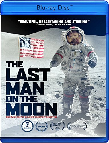 Last Man On The Moon Gene Cernan Blu Ray Mod This Item Is Made On Demand Could Take 2 3 Weeks For Delivery