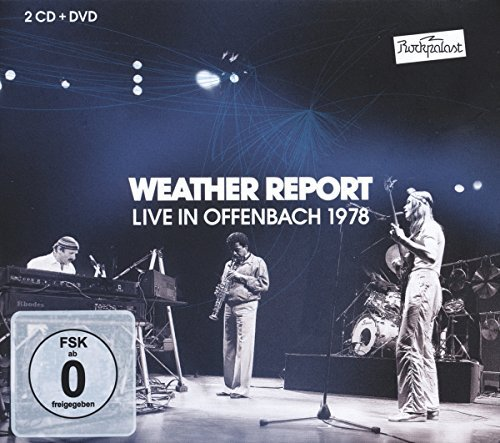 Weather Report Rockpalast Offenbach 1978