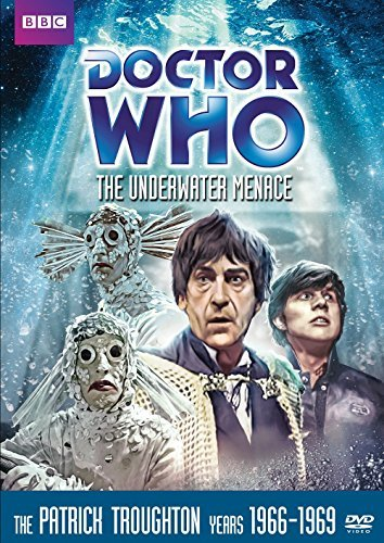 Doctor Who Underwater Menace DVD