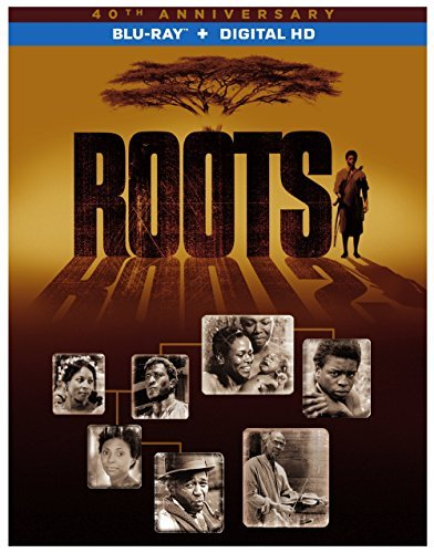 Roots The Complete Original Series Blu Ray 40th Anniversary Edition