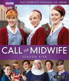 Call The Midwife Season 5 Blu Ray