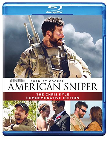 American Sniper The Chris Kyle Commemorative Edition Cooper Miller Blu Ray R