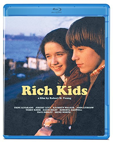 Rich Kids Alvarado Levy Walker Lithgow Blu Ray Pg