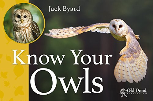 Jack Byard Know Your Owls