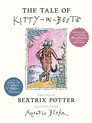 Beatrix Potter The Tale Of Kitty In Boots