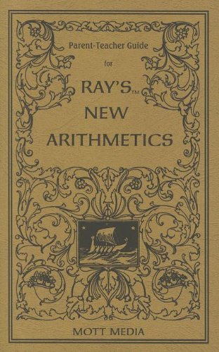 Ruth Beechick Parent Teacher Guide For Ray's New Arithmetics
