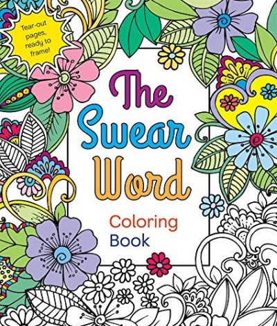 Hannah Caner The Swear Word Coloring Book