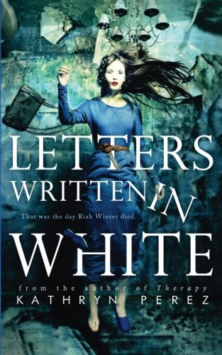 Kathryn Perez Letters Written In White