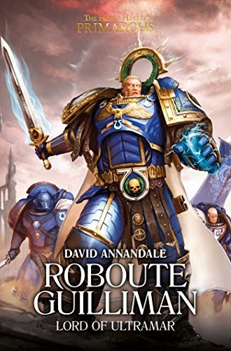 David Annandale Roboute Guilliman Lord Of Ultramar