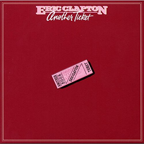 Eric Clapton Another Ticket Limited Import Jpn Lmtd Ed.