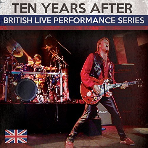 Ten Years After British Live Performance Serie