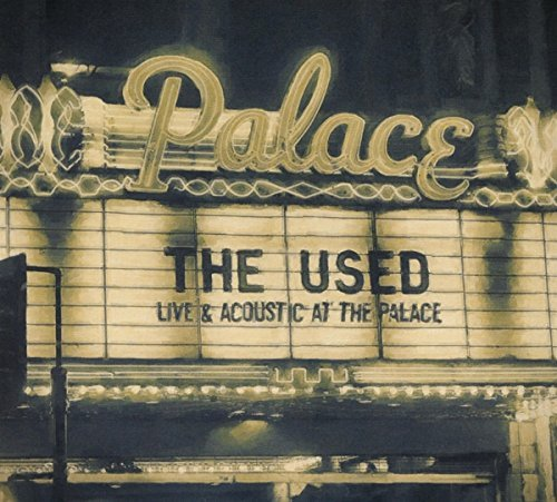 Used Live & Acoustic At The Palace