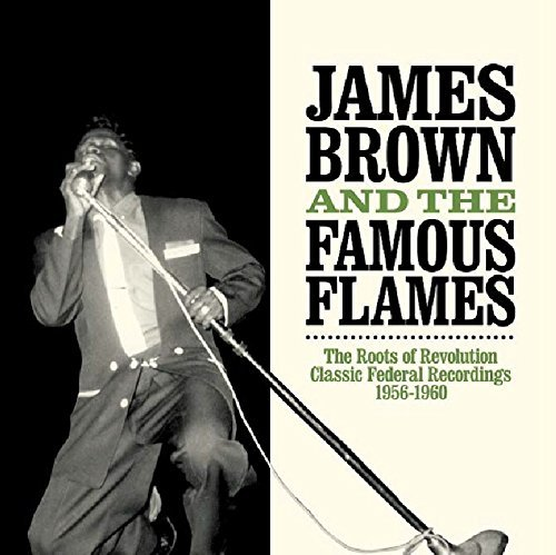 James & The Fabulous Fla Brown Roots Of Revolution