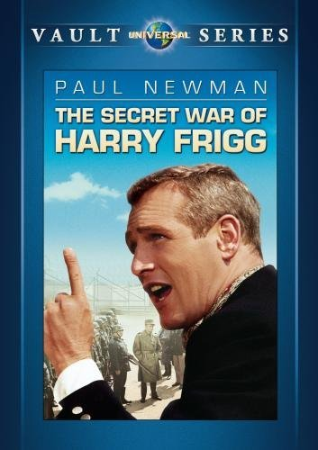 Secret War Of Harry Frigg Newman Koscina Duggan Bosley DVD Mod This Item Is Made On Demand Could Take 2 3 Weeks For Delivery