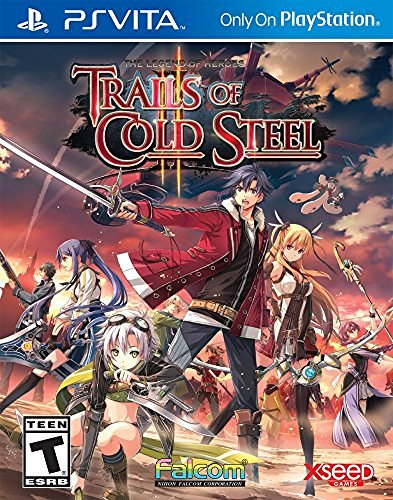 Playstation Vita Legend Of Heroes Trails Of Cold Steel 2