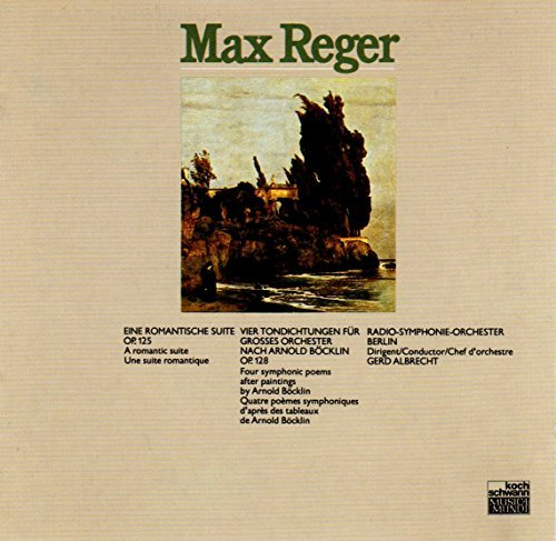 M. Reger Romantic Suite Op. 125