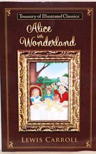 Lewis Carroll Alice In Wonderland Treasury Of Illustrated Classics