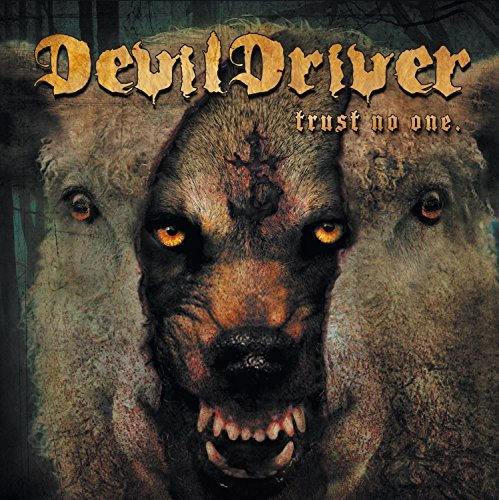 Devildriver Trust No One (standard Version Explicit