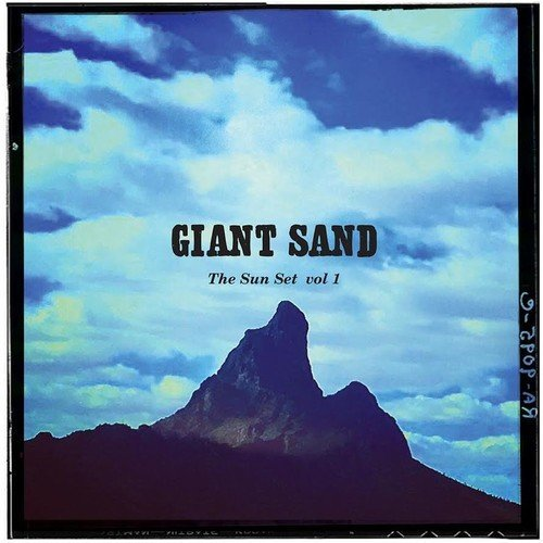 Giant Sand Sun Set Vol. 1 8lp Hardboard Slipcase Box Set Limited To 1000