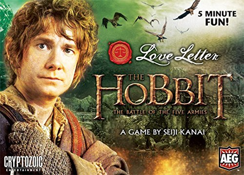 Love Letter The Hobbit The Battle Of The Five A