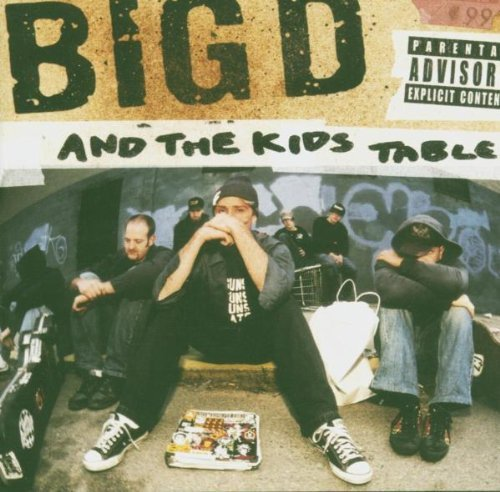 Big D & Kid's Table How It Goes